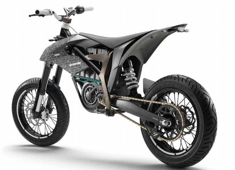 ktm goes electric motorcycle news. Black Bedroom Furniture Sets. Home Design Ideas