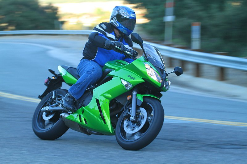 2010 Kawasaki Ninja 650R: MD Ride Review - MotorcycleDaily ...