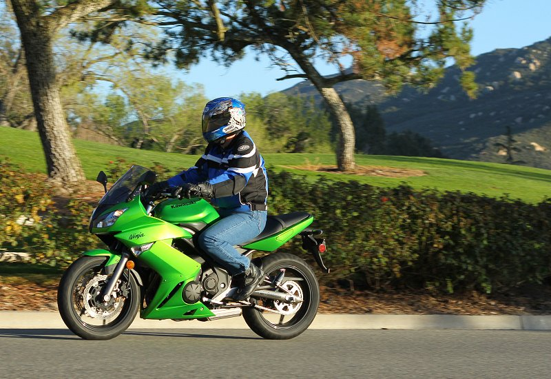 2010 Kawasaki Ninja 650R: MD Ride Review « MotorcycleDaily.com ...