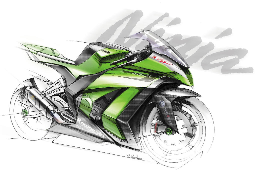 Kawasaki Set To Take On Bmw S1000rr With New Ninja Zx 10r Motorcycledaily Com Motorcycle News Editorials Product Reviews And Bike Reviews