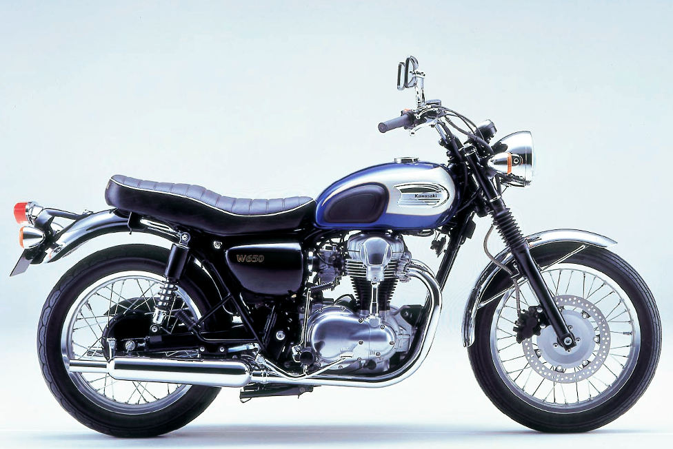 kawasaki w800 retro on its way motorcycle news editorials product. Black Bedroom Furniture Sets. Home Design Ideas