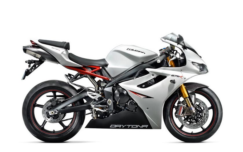 Triumph Daytona 675r Something Special In A Middleweight Package
