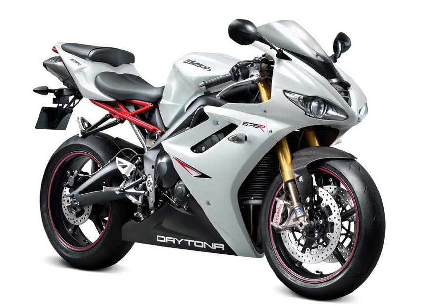 Triumph Daytona 675R: Something Special in a Middleweight Package ...