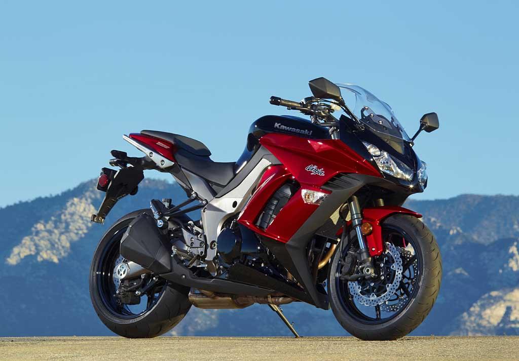 2011 Kawasaki Ninja 1000 Md First Ride