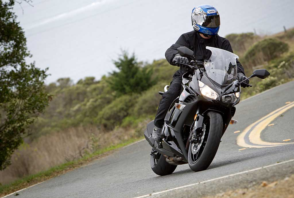 2011 Kawasaki Ninja 1000: MD First Ride - MotorcycleDaily