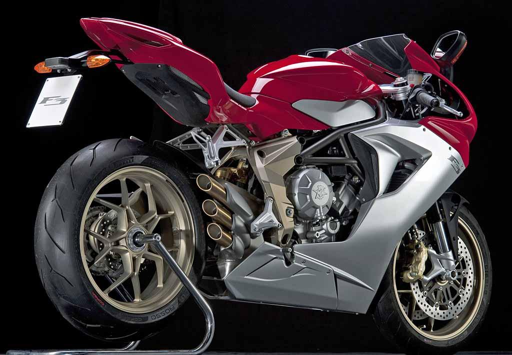 MV Agusta Unveils New F3 675cc Triple « MotorcycleDaily.com ...