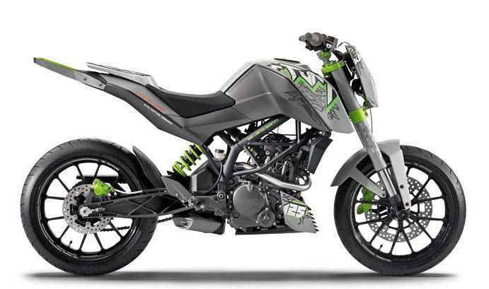 Ktm To Introduce 250 300 Duke For 2012 171 Motorcycledaily Com Motorcycle News Editorials