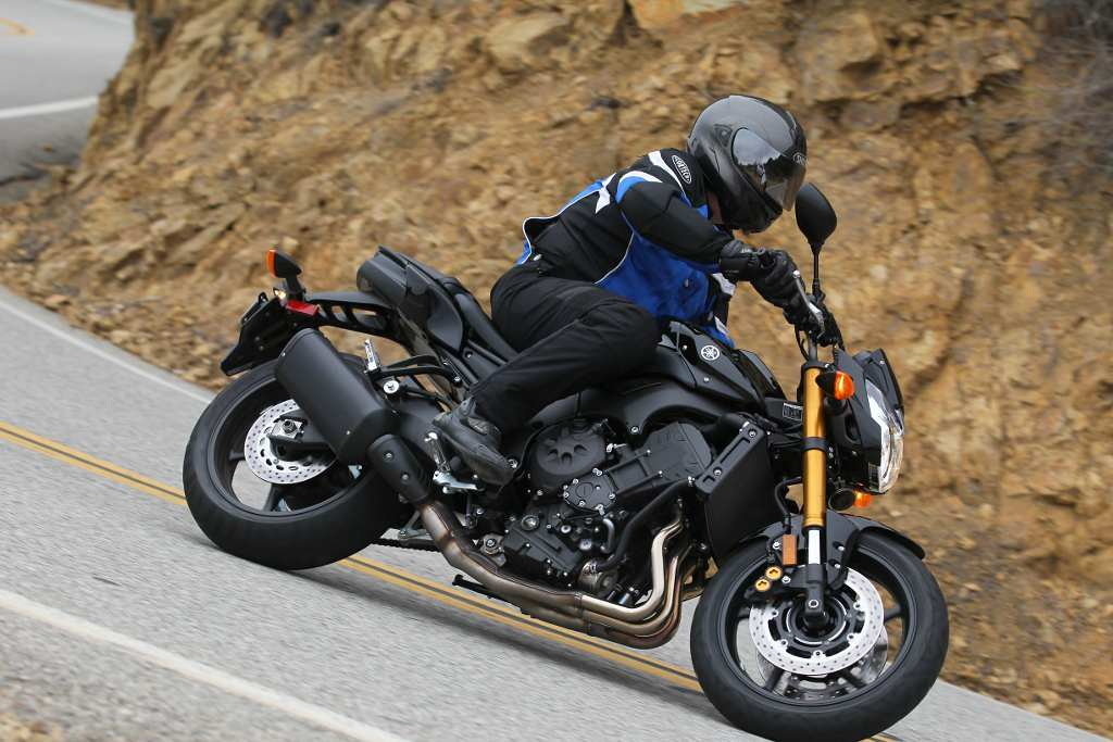 2011 Yamaha FZ8: MD First Ride « MotorcycleDaily.com – Motorcycle ...