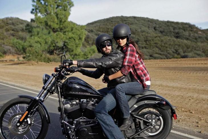Md First Look 2011 Harley Davidson Blackline