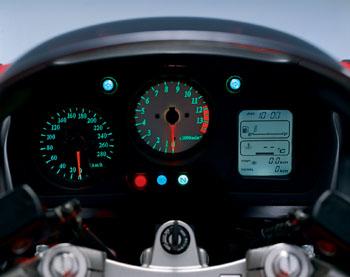 Md Best Buy 1998 2001 Honda Vfr800i 171 Motorcycledaily Com