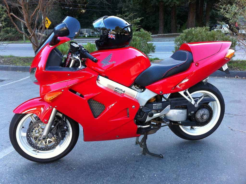 Md Best Buy 1998 2001 Honda Vfr800i