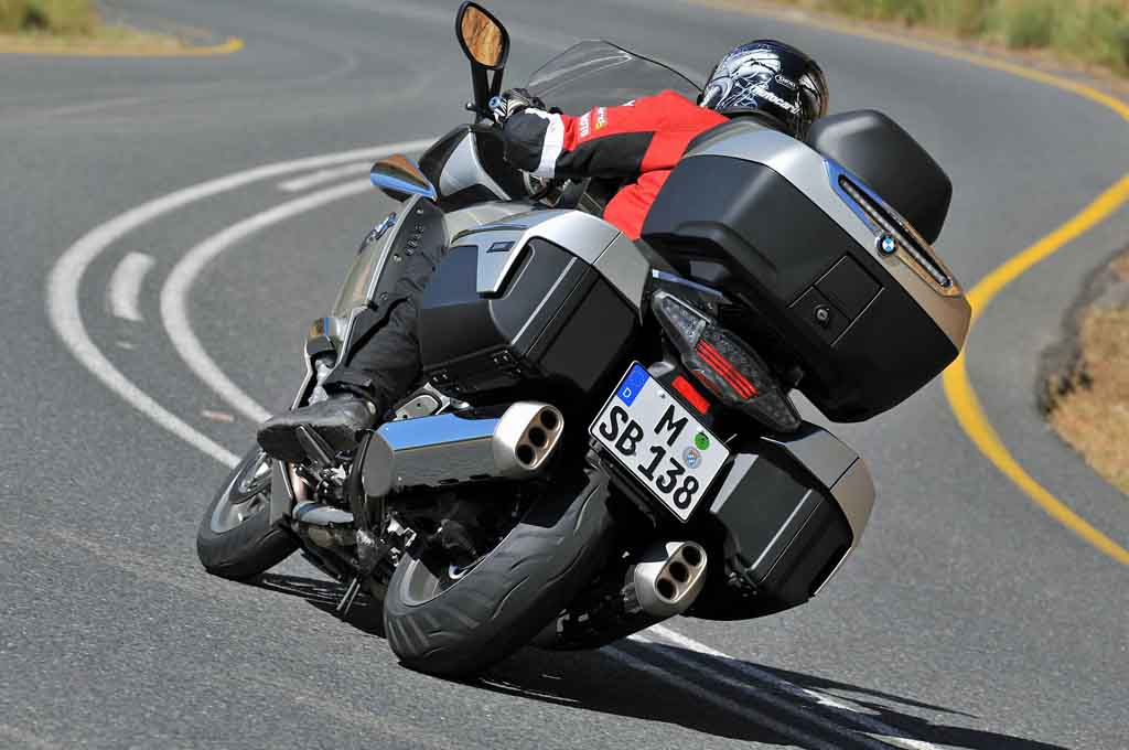 BMW K 1600 GT and GTL: MD first ride - MotorcycleDaily com