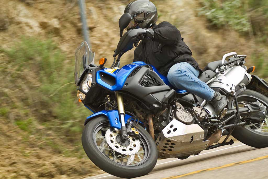 2012 Yamaha Super Tenere MD Ride Review