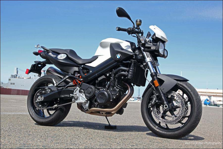 Md Triple Tested 2011 Bmw F800r Motorcycledaily Com Motorcycle