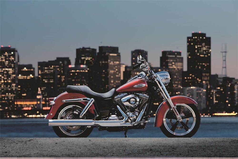 Harley Announces 2012 Dyna Switchback 171 Motorcycledaily