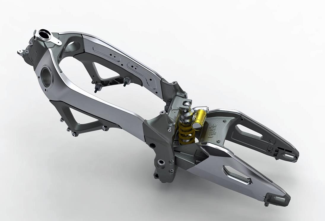 French Magazine Reports Ducati Developing Aluminum Frame for MotoGP ...