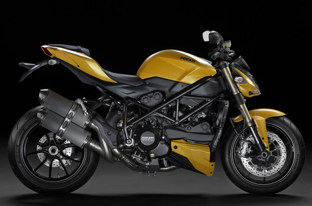 Ducati Confirms Production 848 Streetfighter « MotorcycleDaily.com