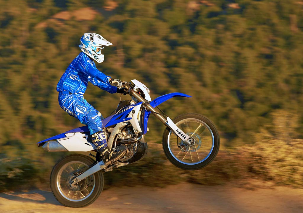 yamaha introduces redesigned 2012 wr450f motorcycle news editorials. Black Bedroom Furniture Sets. Home Design Ideas