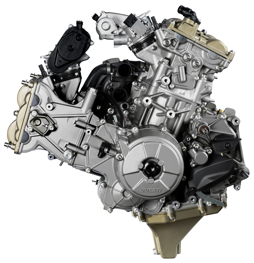 ducati reveals impressive panigale 1199 superquadro engine if