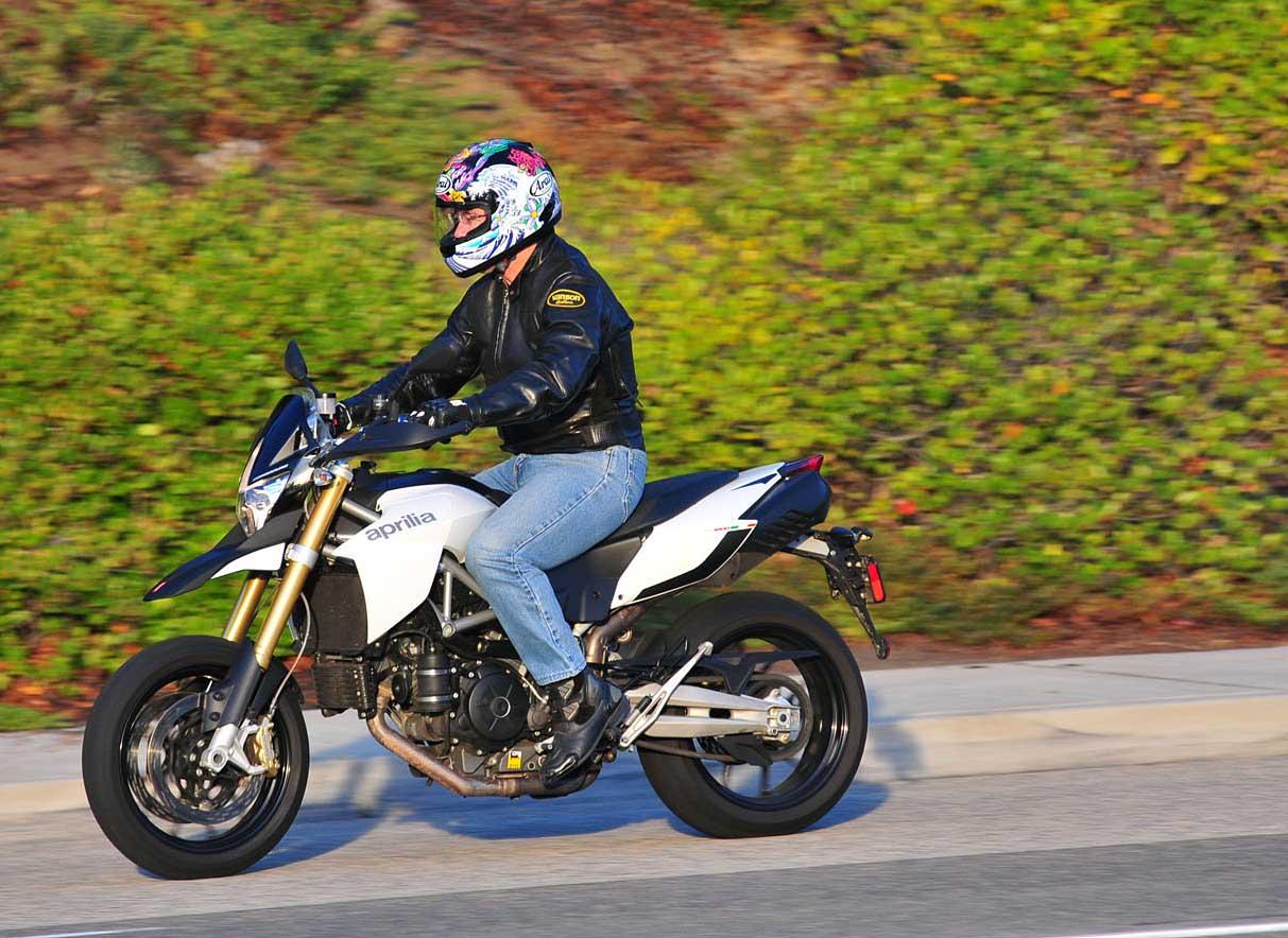 2011 Aprilia Dorsoduro 1200 Md Ride Review