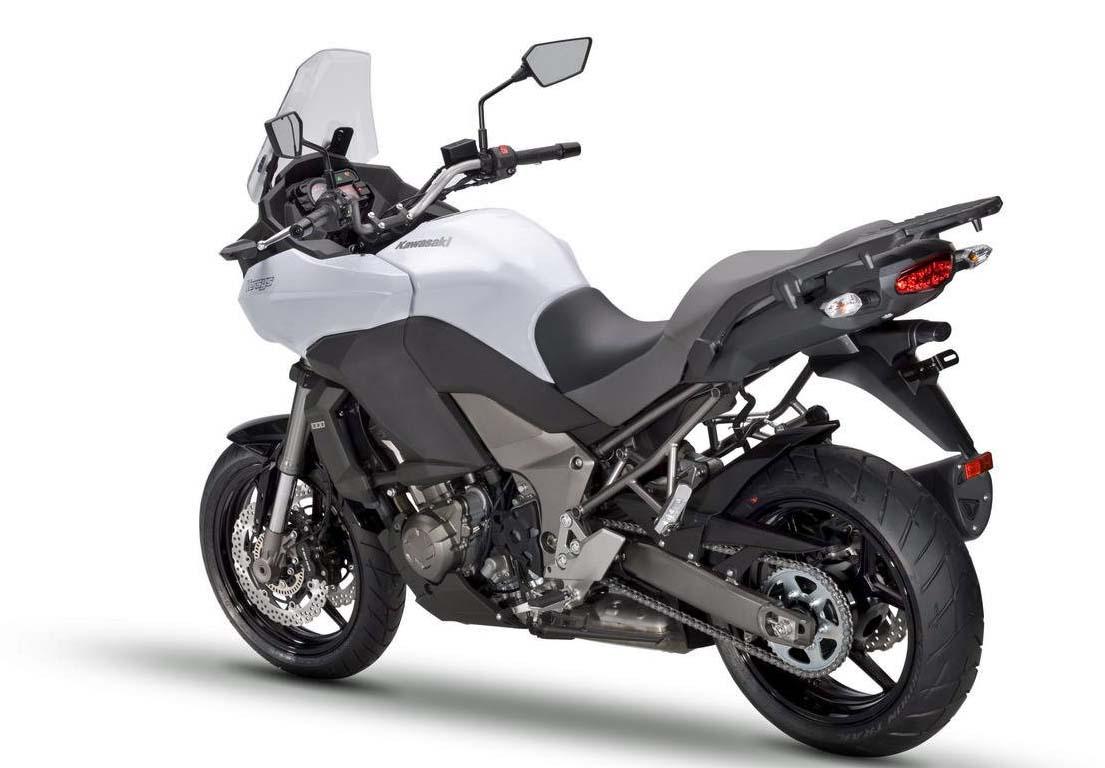 2012 Kawasaki Versys 1000 Materializes In Milan « MotorcycleDaily.com – Motorcycle News ...