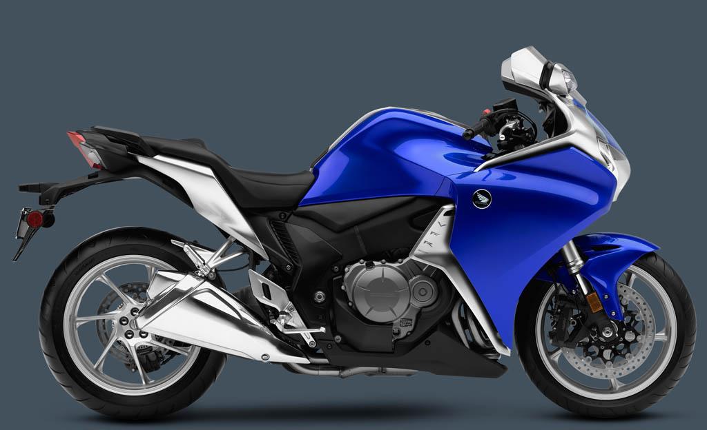 MD First Look: 2012 Honda VFR 1200F « MotorcycleDaily.com ...