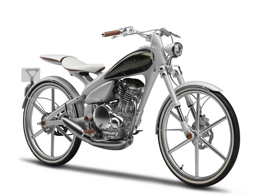 Yamaha Y125 MOEGI Slated for Tokyo Motor Show « MotorcycleDaily.com ...