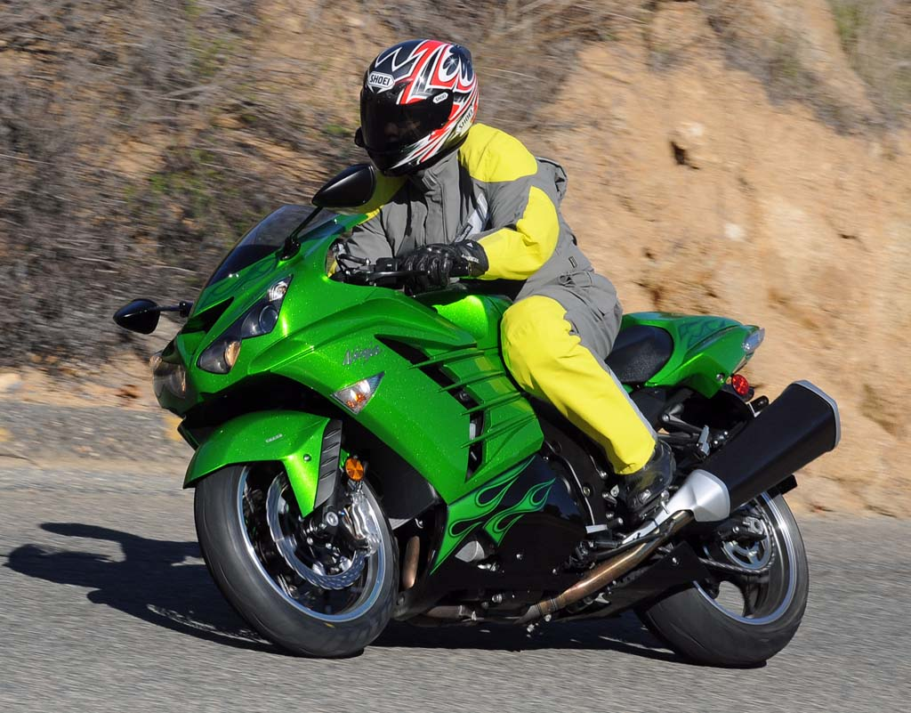 2012 Kawasaki Ninja ZX-14R: MD Ride Review, Part 2 (with new video ...