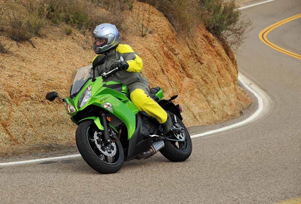 2012 Kawasaki Ninja 650: MD First Ride « MotorcycleDaily.com ...