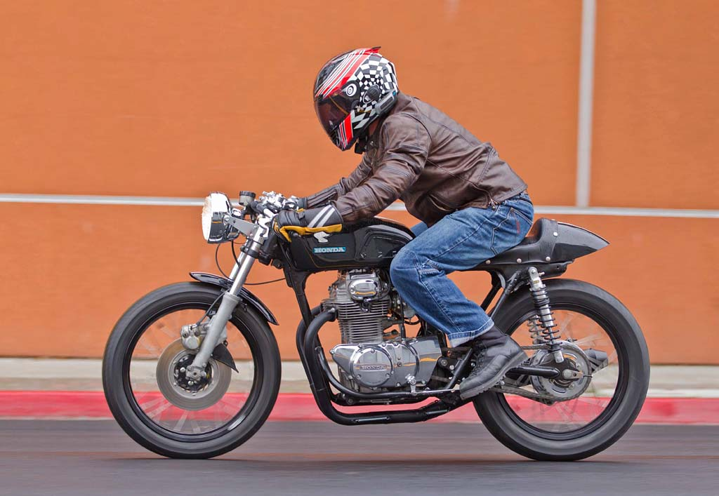 md project: building a cafe racer, part vi « motorcycledaily