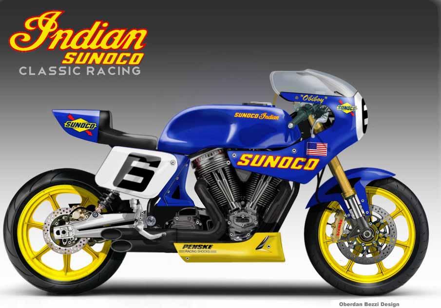 2018 Indian Motorcycle Rumors >> Oberdan Bezzi Suggests Indian Design to Polaris ...