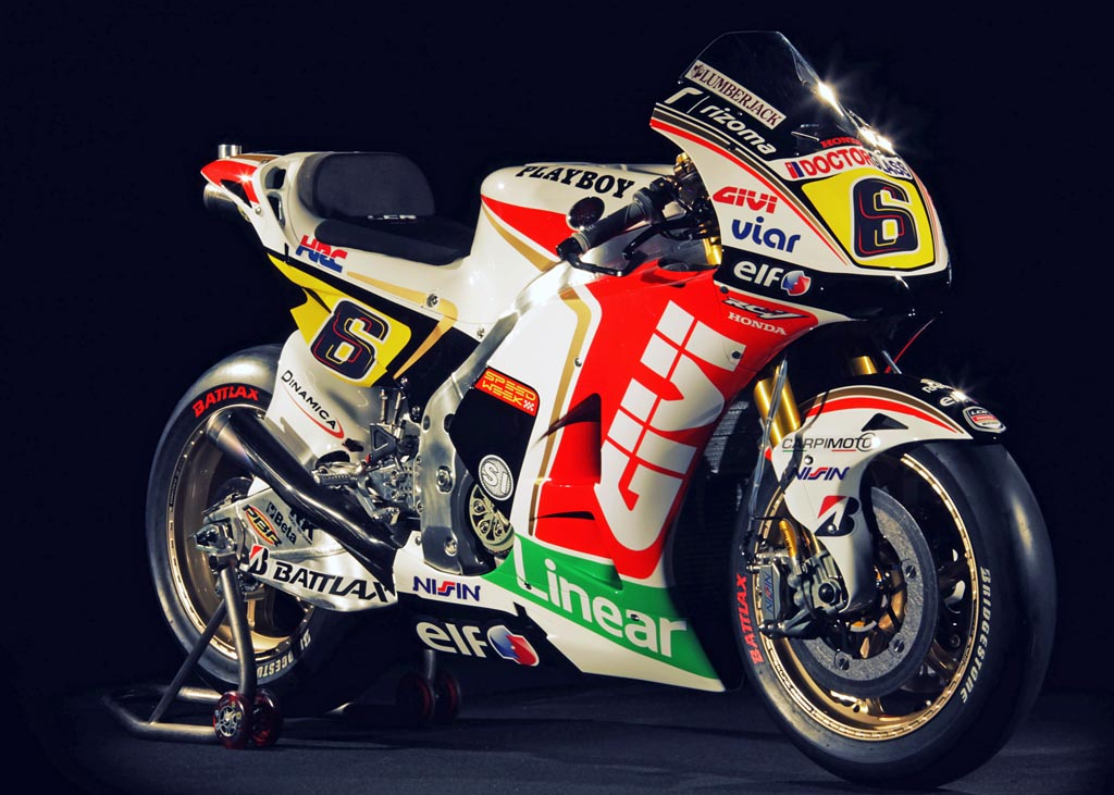 1000cc Honda Moto GP Bike Puts Out More Than 250hp According to Satellite Team LCR ...
