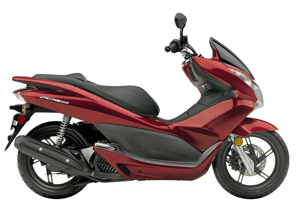 Honda Introduces two new Scooters for 2013