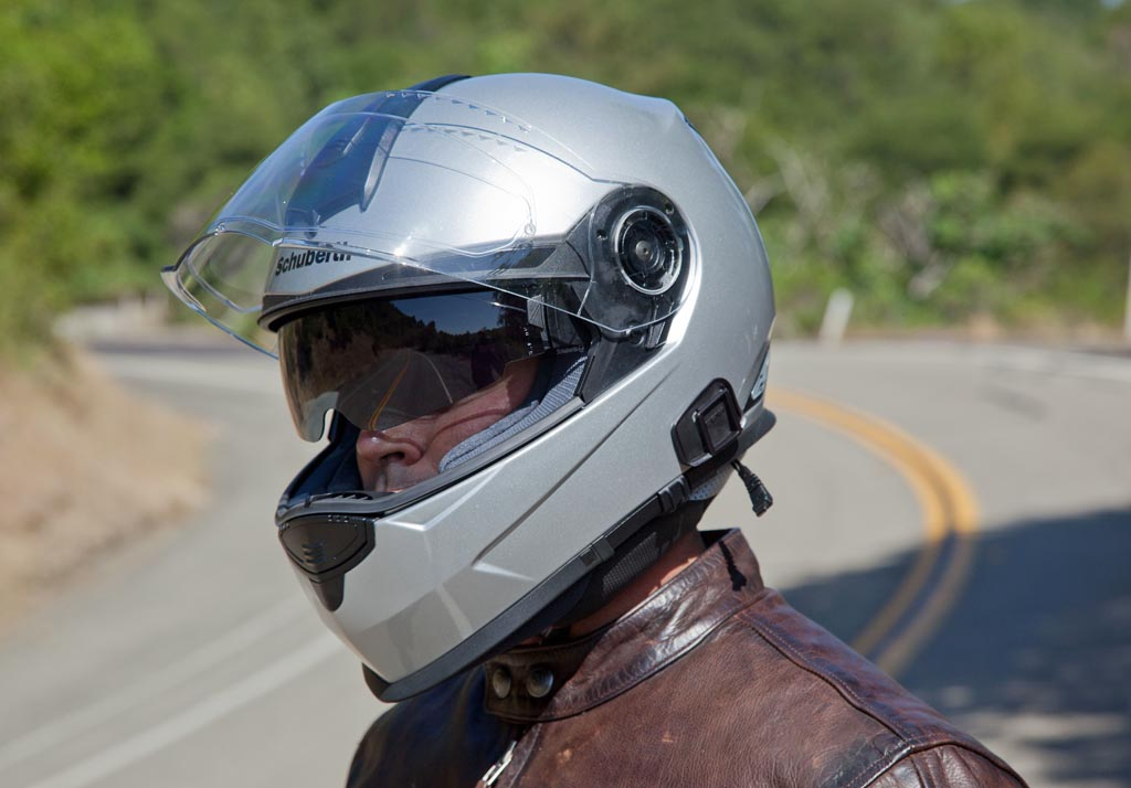 Md Product Review Schuberth S2 Helmet Motorcycledaily Com