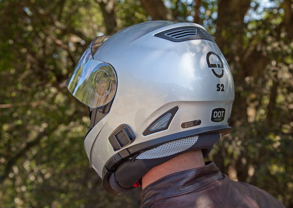 Schuberth S2 Review >> Md Product Review Schuberth S2 Helmet Motorcycledaily Com