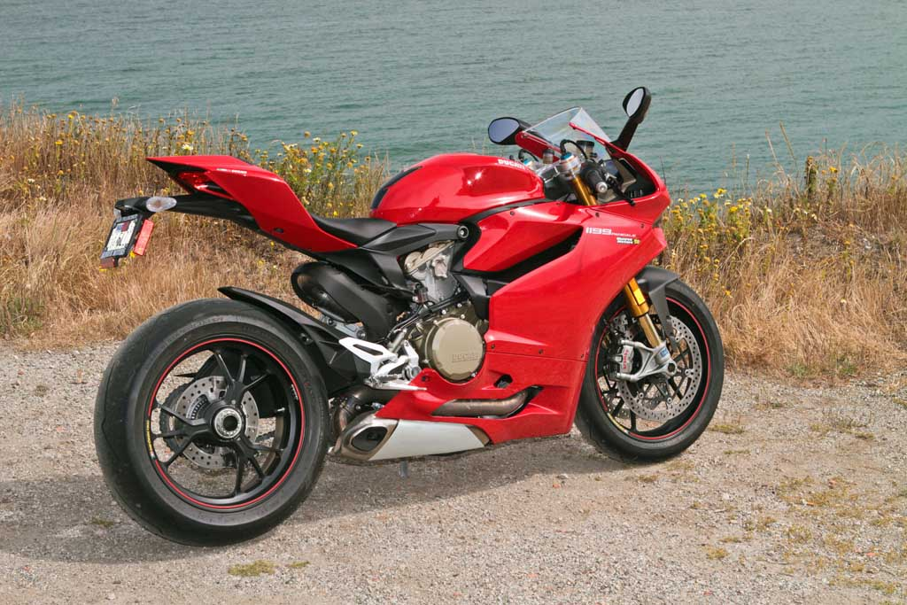 MD Triple-Tested: 2012 Ducati Panigale 1199 S « MotorcycleDaily.com ...
