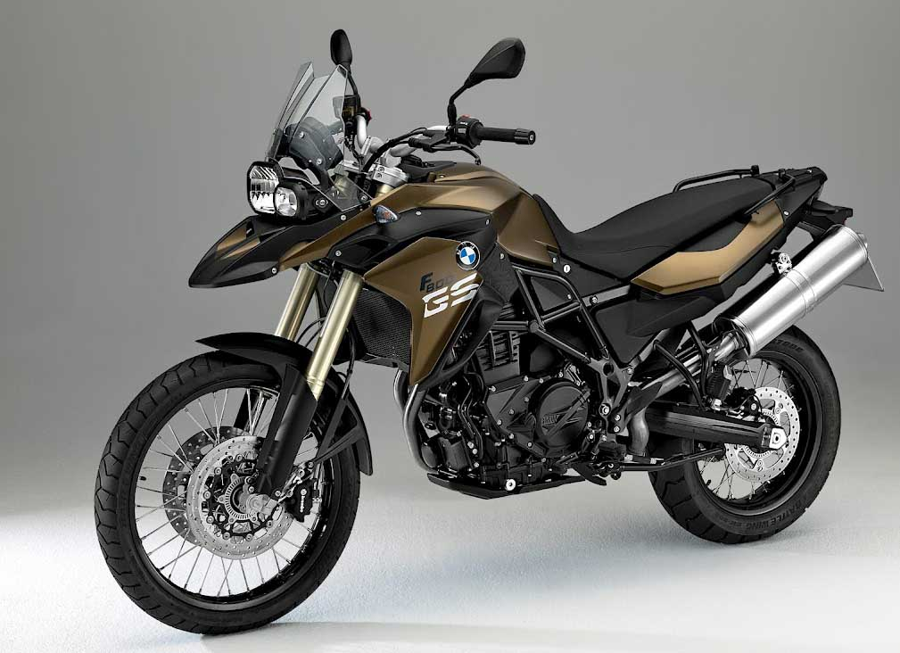 BMW Updates F800GS, Adds F700GS for 2013 - MotorcycleDaily