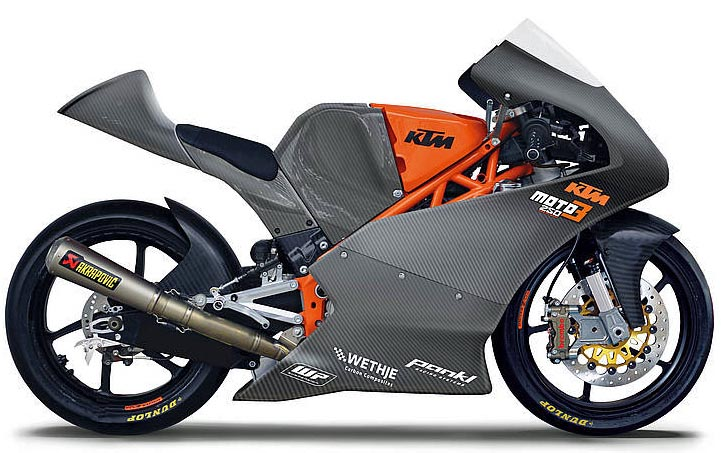 ktm moto3 production racer will be available for purchase. Black Bedroom Furniture Sets. Home Design Ideas