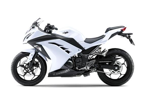 Kawasaki Japan Web Site Debuts Redesigned 2013 Ninja 250R ...