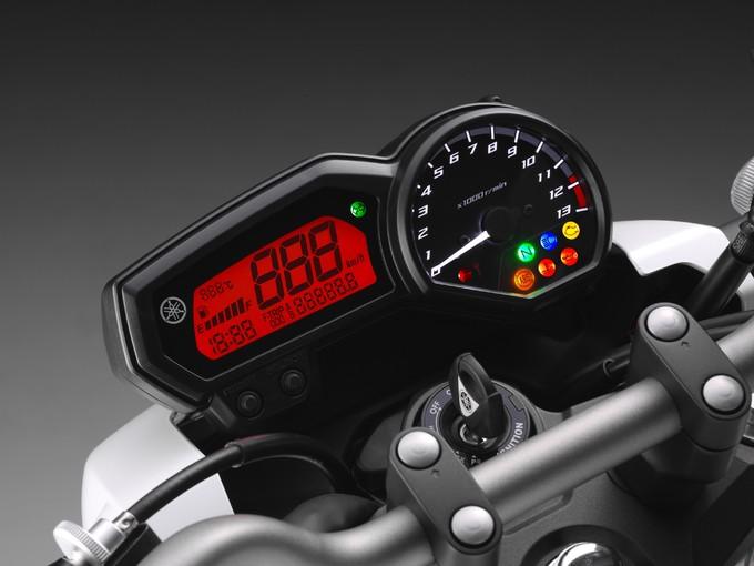 Redesigned 2013 Yamaha Xj6 Diversion F Revealed To