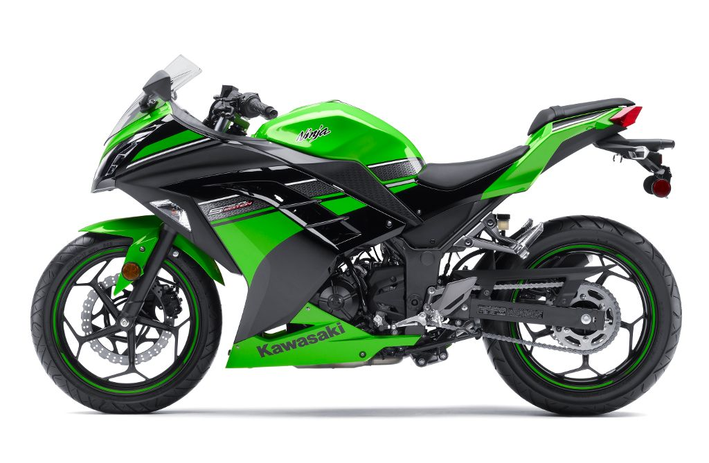 Model Ninja 300 Revealed by Kawasaki in Times Square