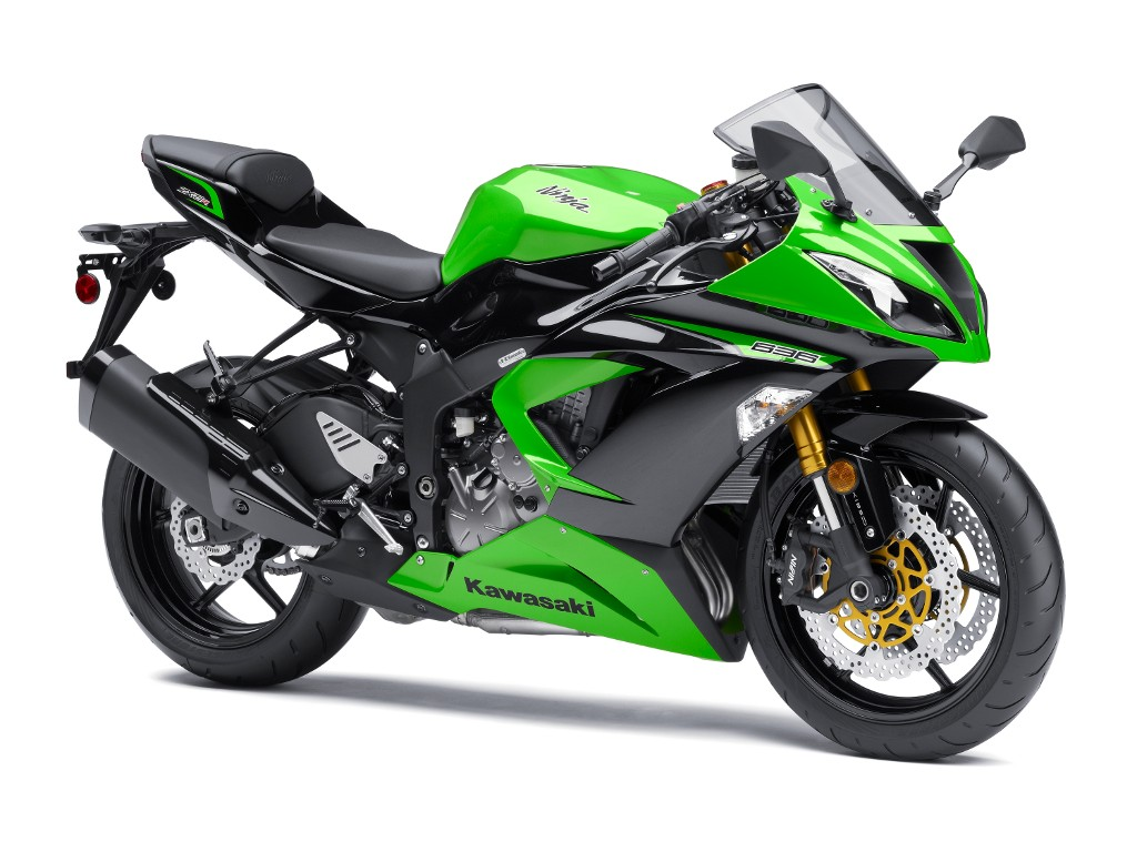 2013 Kawasaki Zx 6r Gets 636cc Engine And Revised Chassis 2014 Ninja 300 Diagram New Selectable Power Modes