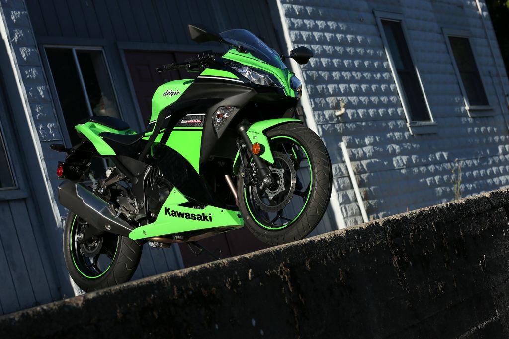 Md First Ride 2013 Kawasaki Ninja 300 Part One With Video