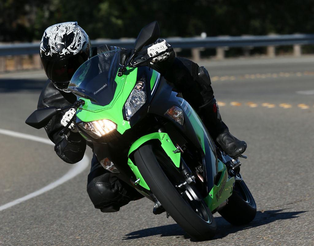 Md First Ride 2013 Kawasaki Ninja 300 Part Two Motorcycledaily