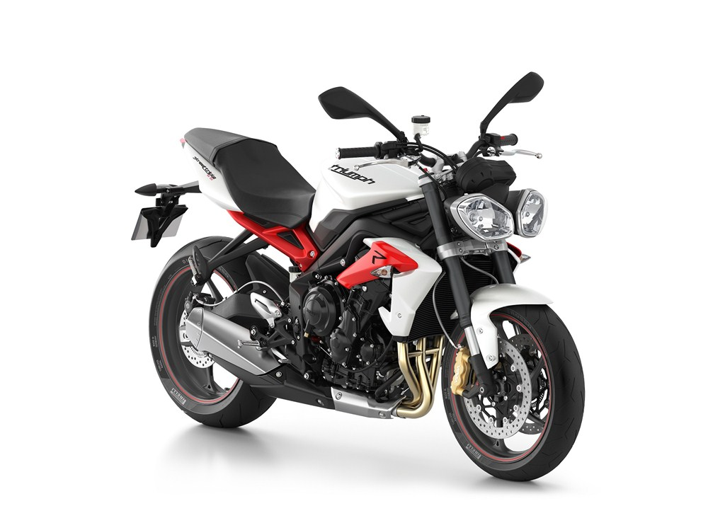 2013 Triumph Street Triple Loses Weight Gains New Chassis