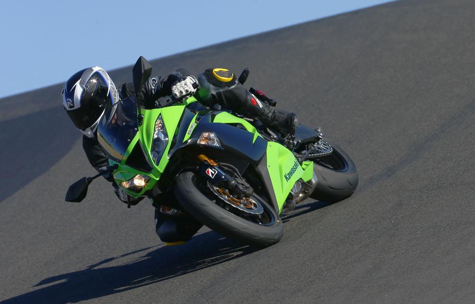 Md First Ride 2013 Kawasaki Ninja Zx 6r With Video