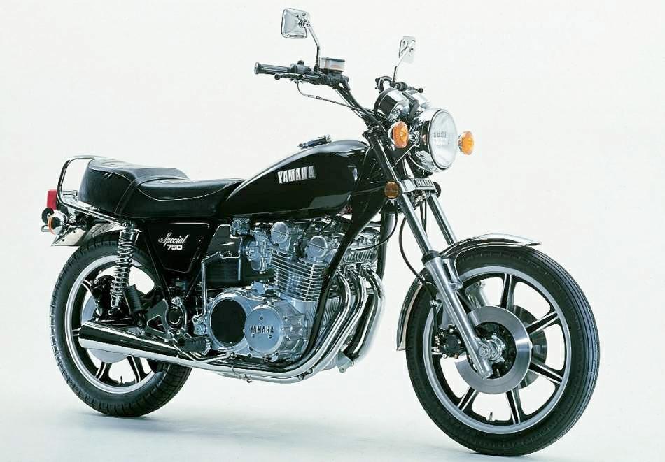 Watch as well Yamaha Xs 750 Xs 850 additionally Yamaha 1978 SR500 likewise Watch as well Yamaha Triples Past Present And Future. on yamaha xs750