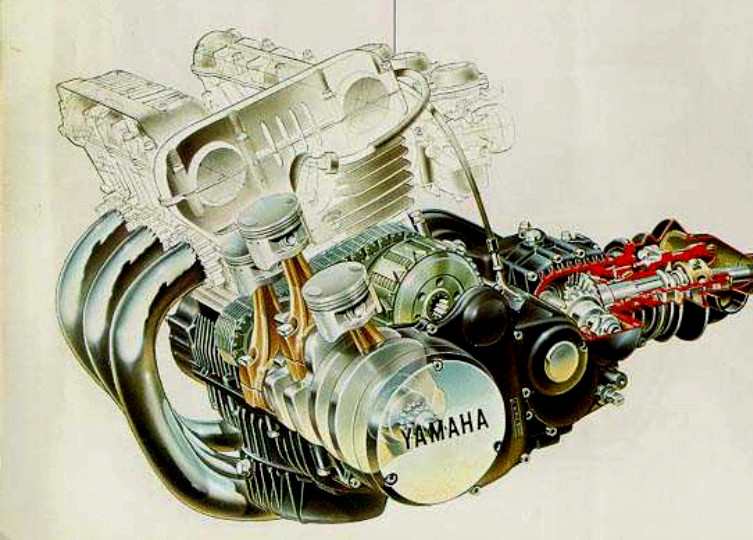 Yamaha Triples: Past, Present and Future - MotorcycleDaily com