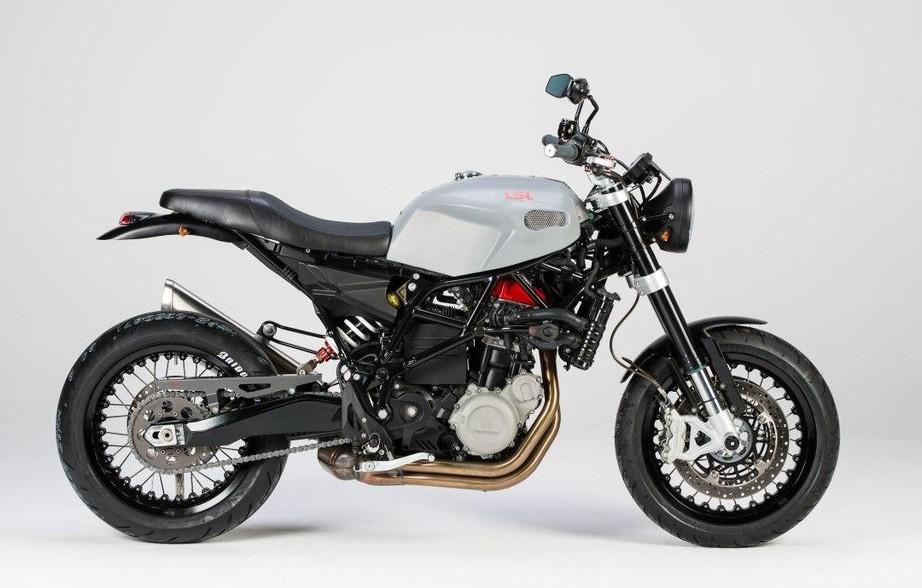 LSL Neuters the Husqvarna Nuda « MotorcycleDaily.com ...