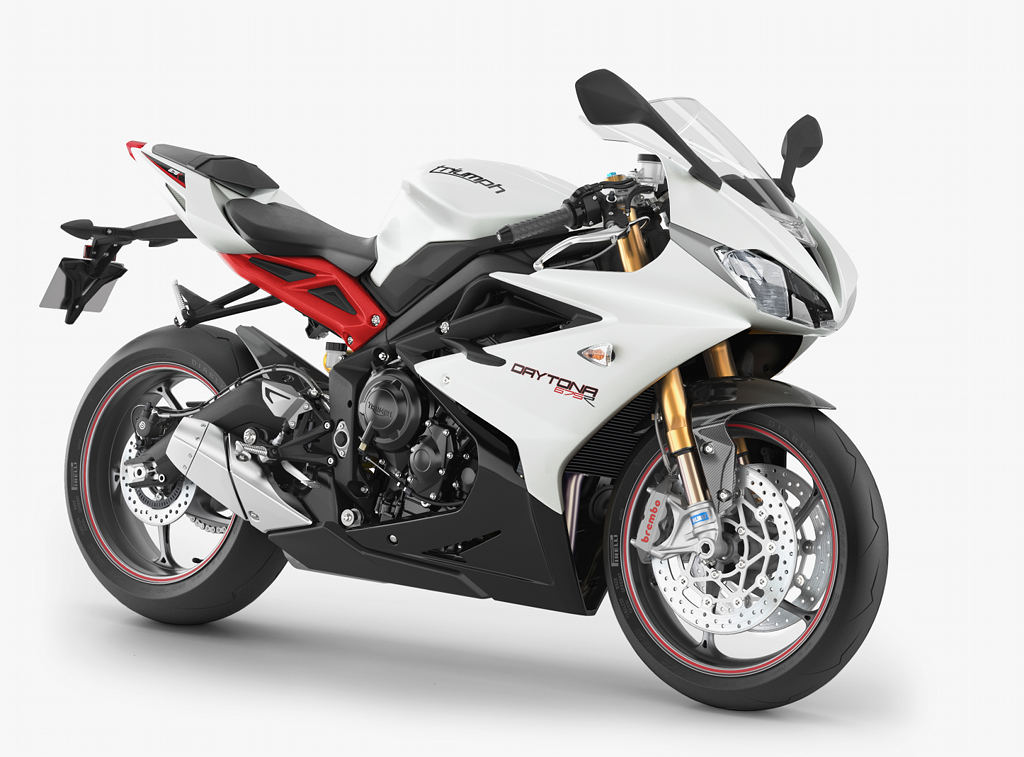 2013 Triumph Daytona 675 And 675r Unveiled Motorcycledailycom